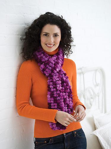 PomPomScarf