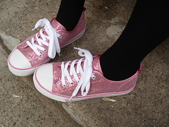 Glitter Glitter Sneakers