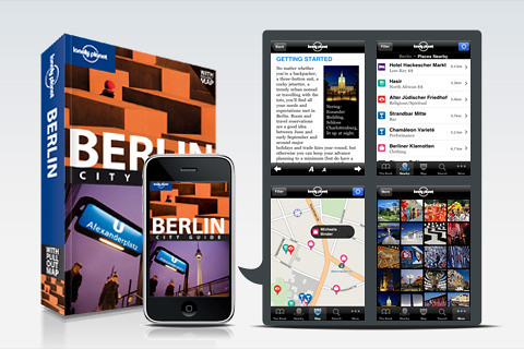 the future of dead trees: berlin (lonely planet)