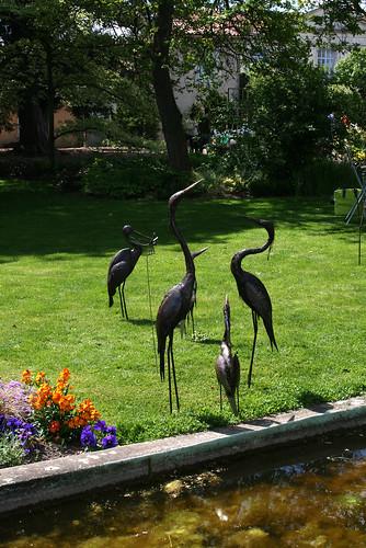 Oiseaux de fer