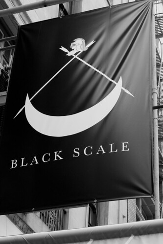 Tenderloin Project x Blackscale