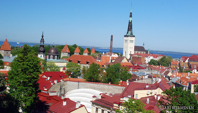 Old town, Tallinn,Estonia