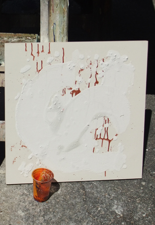 work in progress, image 1, lacrimo (c) 2010, Lynne Medsker