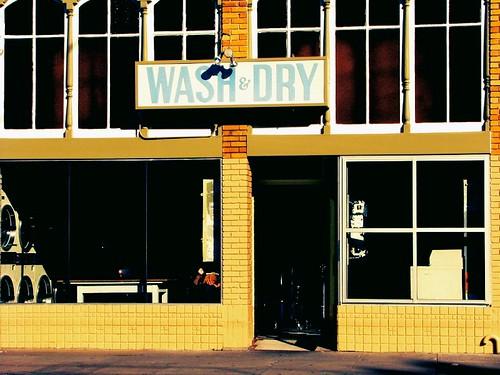 wash & dry