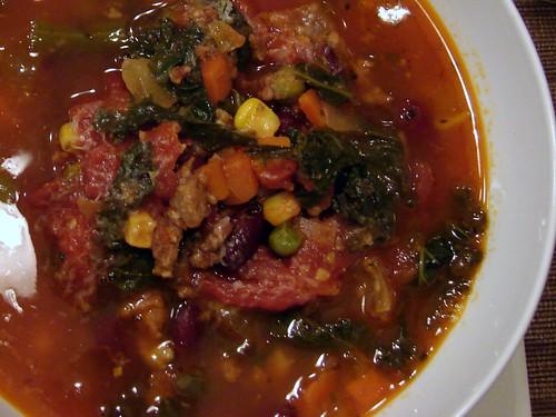 Dinner: February 26, 2010