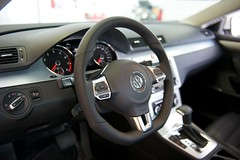 Passat CC R-Line Steering Wheel Retrofit