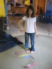 Sym & Rainbow Ribbon