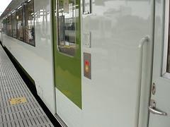 JR キハ111系のドアスイッチ(Door Switch of JR KiHa 111 Series)