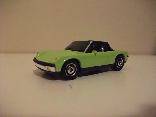 Matchbox Porsche 914