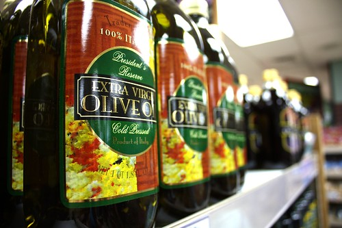 Photo Friday- cooking oil