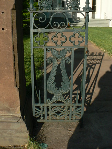 Iron Gate and Shadows