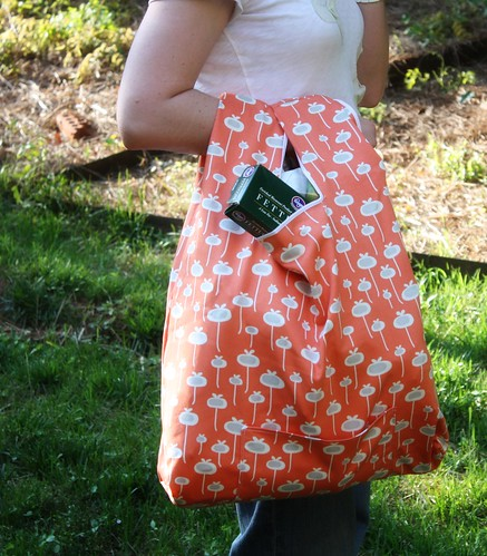 giveaway bag