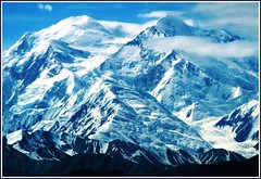 Mighty Mount McKinley, Denali Park, Alaska
