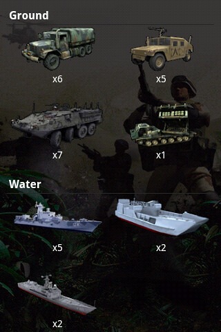 World War擁有武器