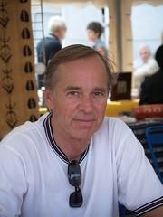 Björn Larsson - Comédie du Livre 2010 - P1390811