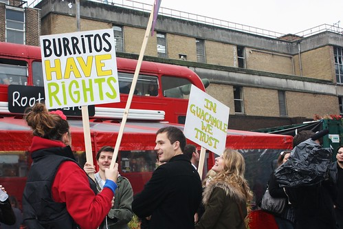 Burritos Have Rights