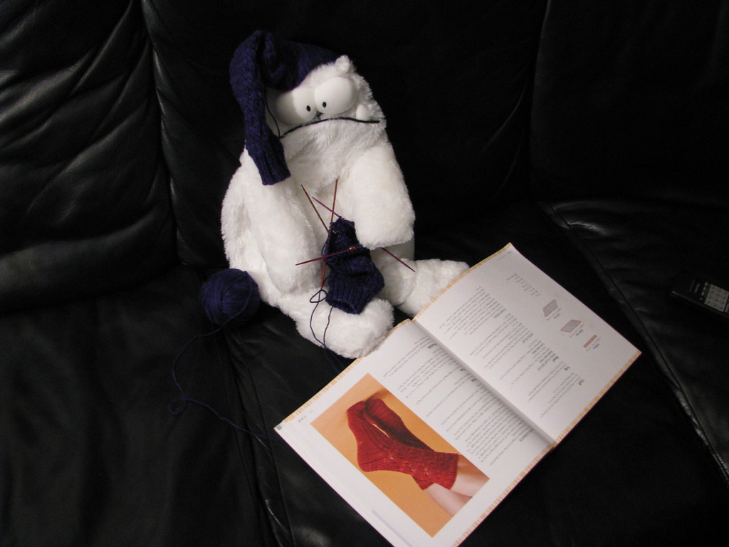 the yeti and the yarn II