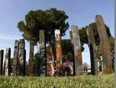 Monumento ai Caduti italiani a Nassiriya - Parco Schuster Roma