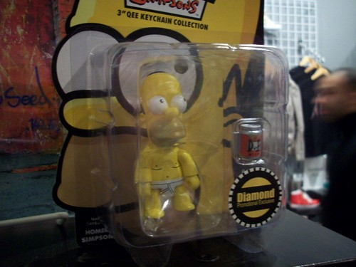 homer qee toy2r