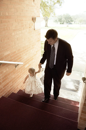Daddy and Avie