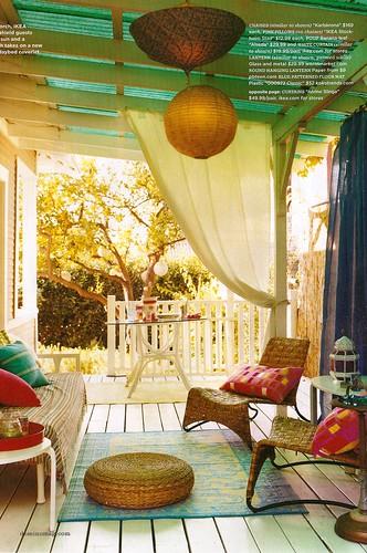 porch maria maggenti
