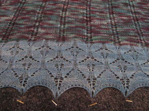 icarus lace blocking closeup