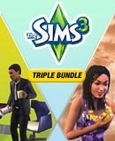 Direct2Drive - The Sims 3 Triple Bundle digital download (until 3/7)