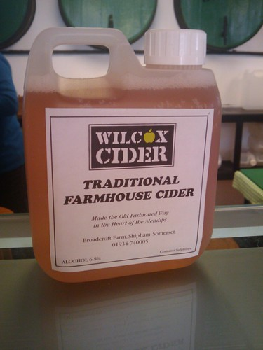 Wilcox Cider