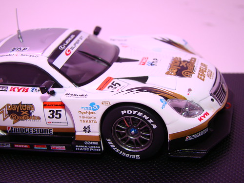 EBBRO KRAFT SC430 SUPER GT 2009 NO (4)