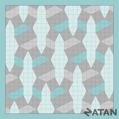 Ziig-Zagag Tessellation
