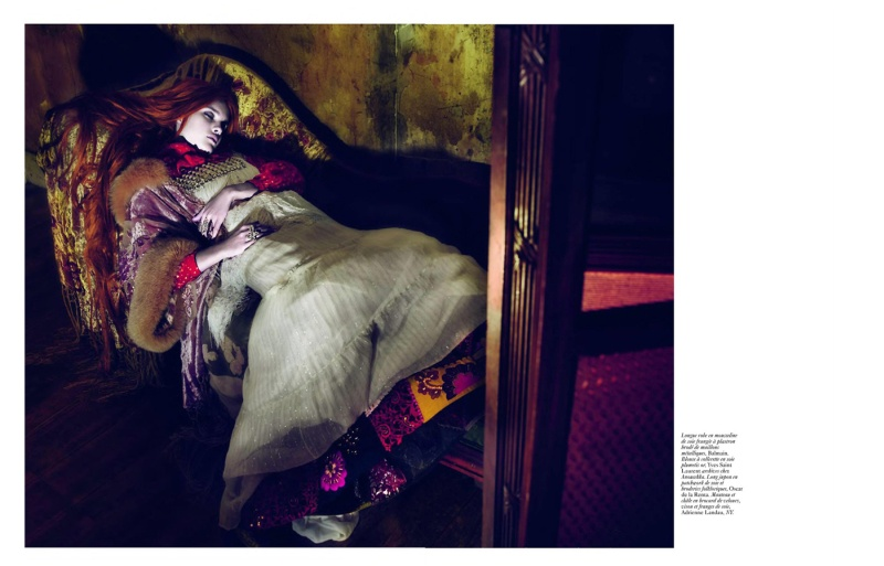 Vogue Paris April 2010 5