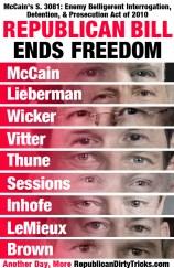 Republican Bill Ends Actual Freedom In America Image