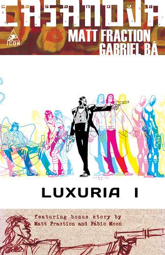 CASANOVA: Luxuria I by 10paezinhos.