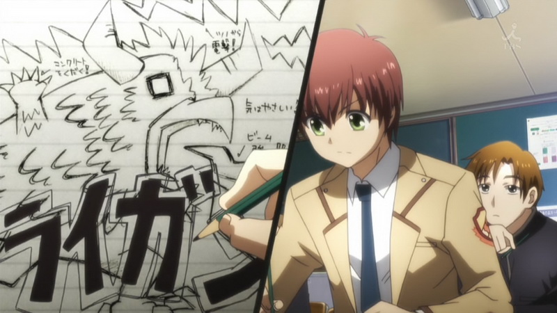 Angel Beats! Episode 08 - 08