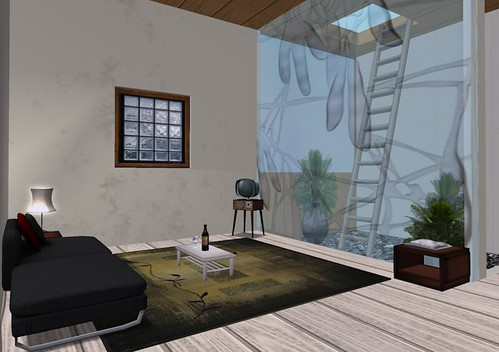 Skybox living room