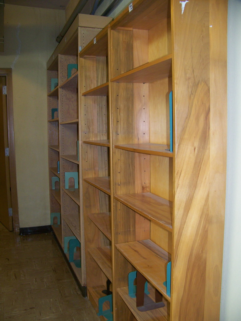 Bookcases: Free to a good home