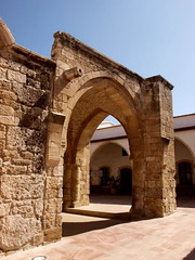 Larnaka open to the world