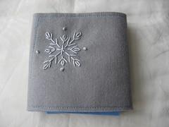 needlekeeper - snowflake detail