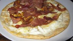 Prosciutto Flatbread - Salt Bar