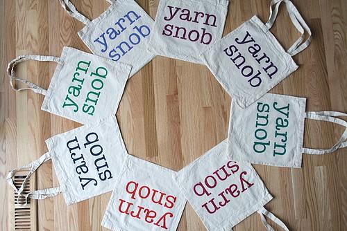 Yarn Snobs!
