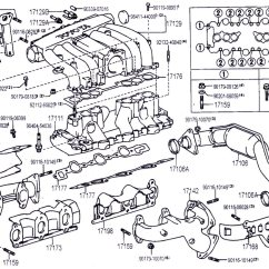 1995 Toyota 4runner Wiring Diagram Stem And Leaf Questions 3vze Engine 1 Artatec Automobile De 3vz Intake Manifold Hoses Upper Injection Diagrams Yotatech Rh Com