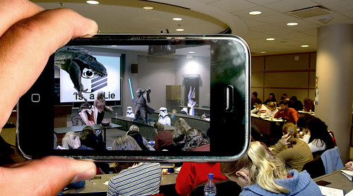 Augmented Reality by turkletom, on Flickr