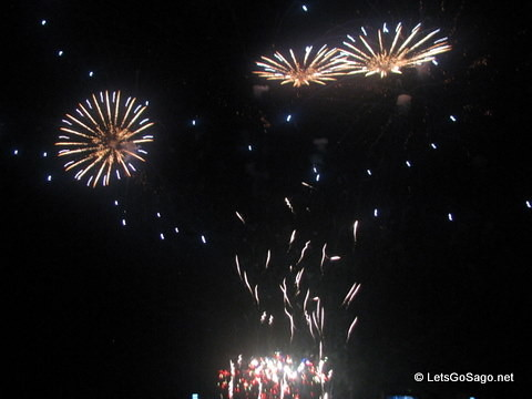 Philippines Pyromusical