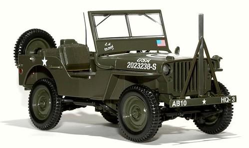 Solido Jeep
