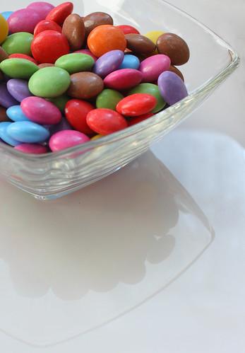 Do you eat the red ones last