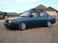 VWVortex.com - mk2's with roof racks