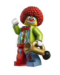 8683 Minifigures Clawn