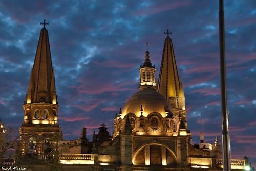 Torres y Cupula Catedral