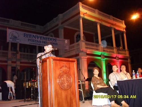 Helbestvan Hussein Habasch li Nikaragua