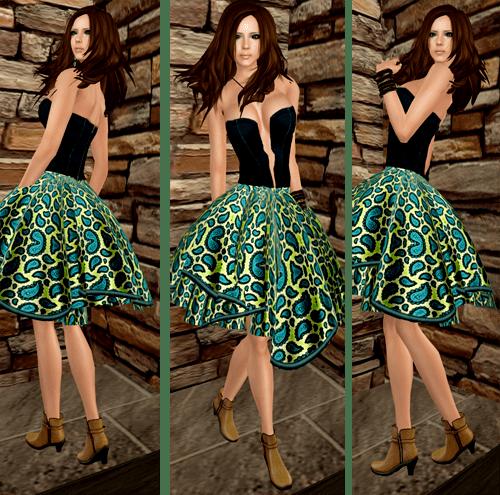 Hucci Bandanza Dress